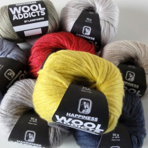 WoolAddicts by Lang Yarns Happiness