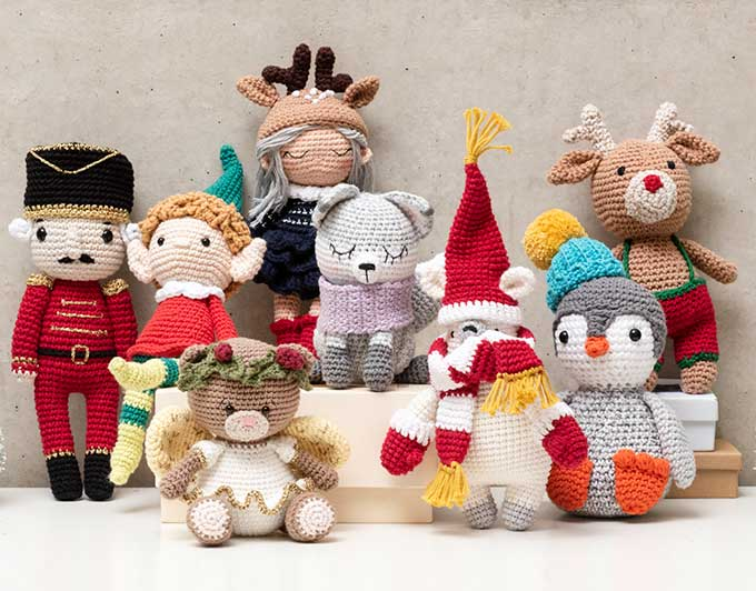 Ricorumi Crochet Along - Christmas 2020