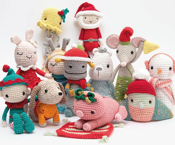 Ricorumi Crochet Along - The 12 Days of Christmas