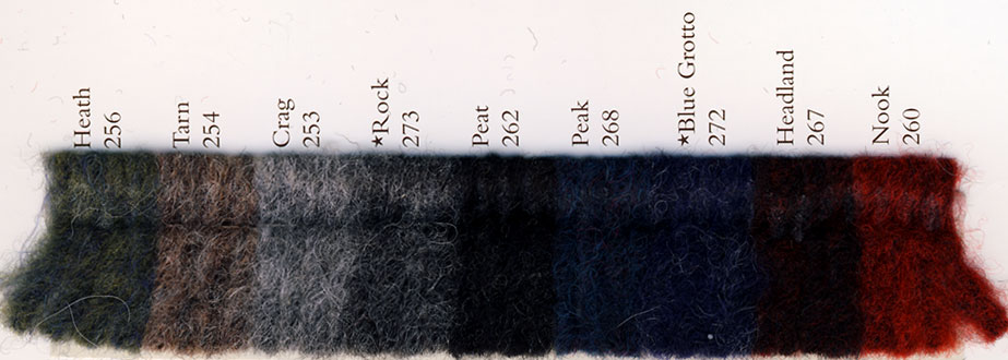 Rowan Brushed Fleece Jeu De Mailles