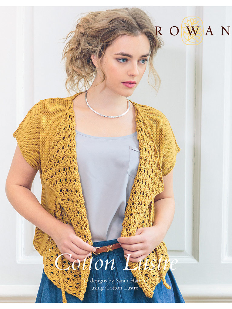 Modèles du catalogue Rowan Cotton Lustre