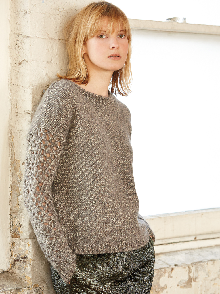 D'Arcy en Rowan Fazed Tweed