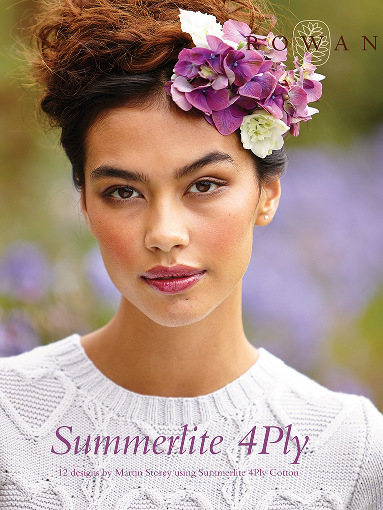 Couverture Catalogue Rowan Summerlite 4Ply