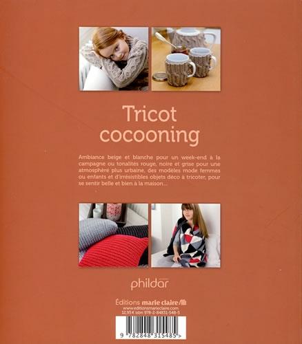 tricot cocooning 40 id es mode et d co marie claire jeu de mailles. Black Bedroom Furniture Sets. Home Design Ideas
