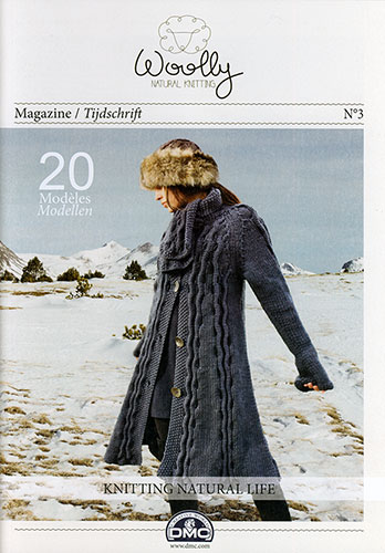 Modèles du catalogue Dmc Woolly n°3