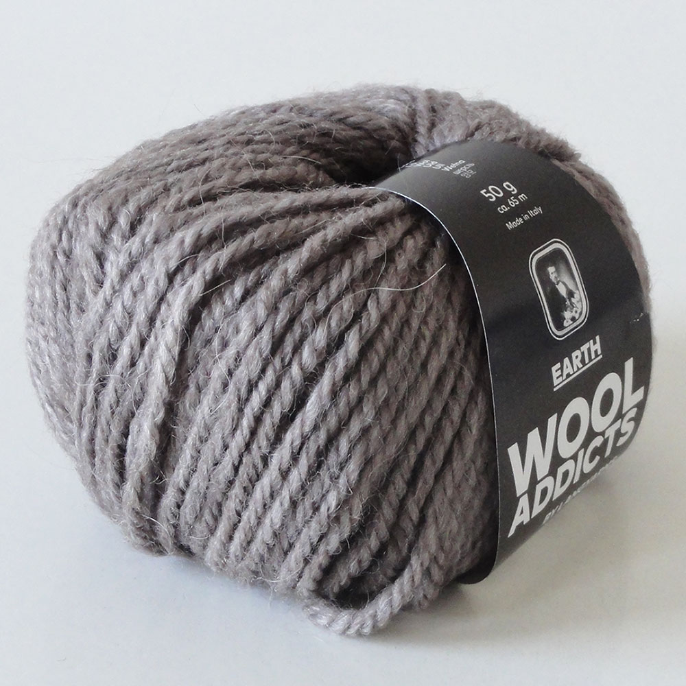WoolAddicts by Lang Yarns - Earth